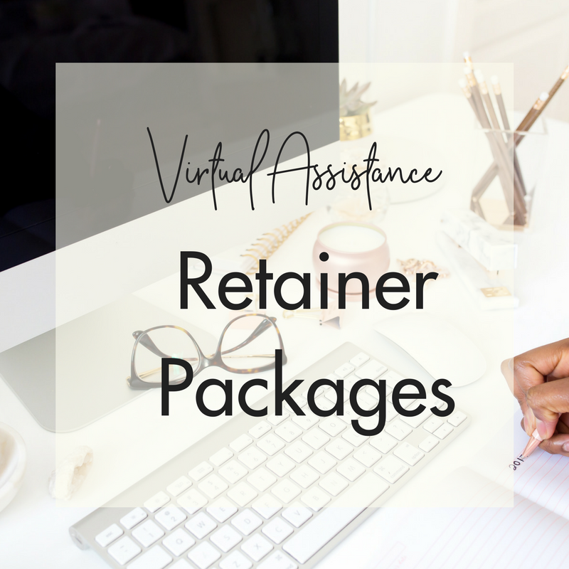 Retainer-packages